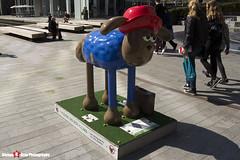 PADDINGTON SHAUN No.48 - Shaun The Sheep - Shaun in the City - London - 150423 - Steven Gray - IMG_0080