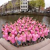 Proud Member of the #PinkTwinkArmy again this spring! Come see us at the Homomonument today or on Liberation Day to spread some joy, power and visibility. #amsterdam #instagay