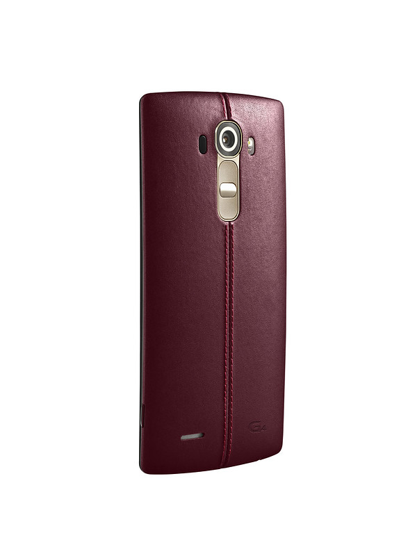 LG G4 - Leather Red