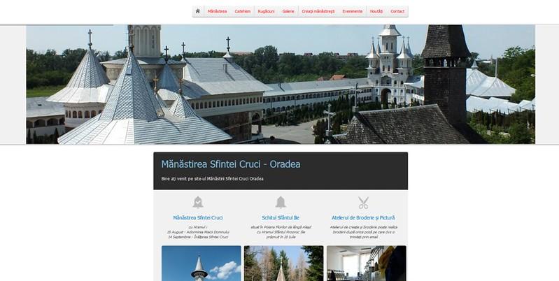 Manastirea Sfanta Cruce din Oradea