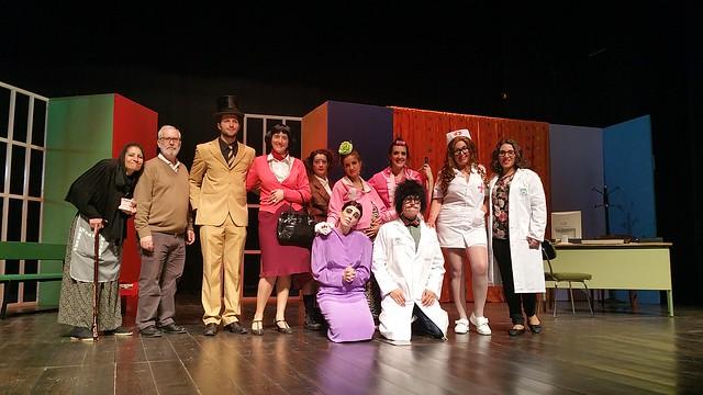 AionSur 17110161881_70007bc1f1_z_d El público acoge al Zardiné con risas que sirven de terapia Agenda Cultura
