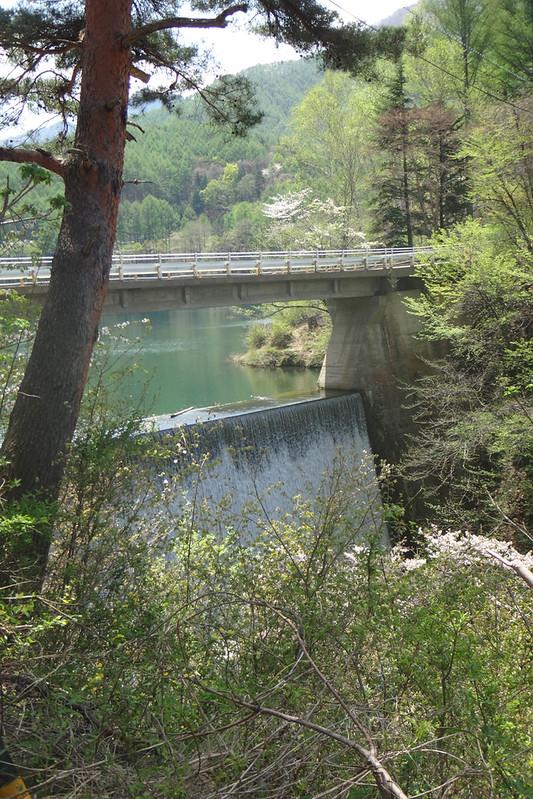 立岩湖(長野)