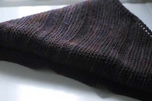Valkyrie shawl