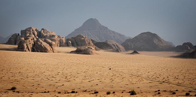 Wadi Rum (???? ?????), Jordan