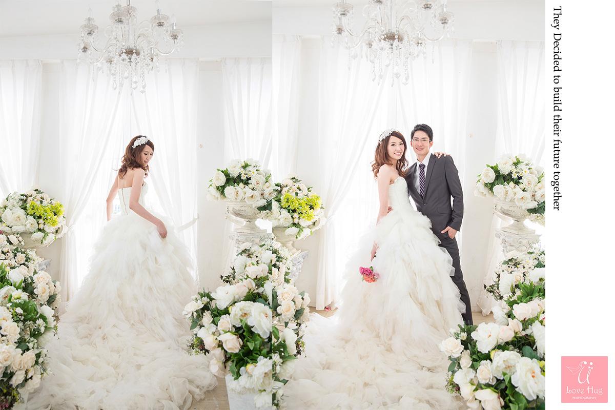 自主婚紗,婚紗攝影,淡水莊園,婚攝Benson