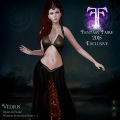 """Vedris"" Dress - FF15 Exclusive"