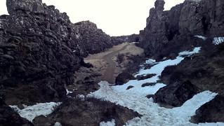 Þingvellir, zwischen den Kontinentalplatten | Roland Krinner