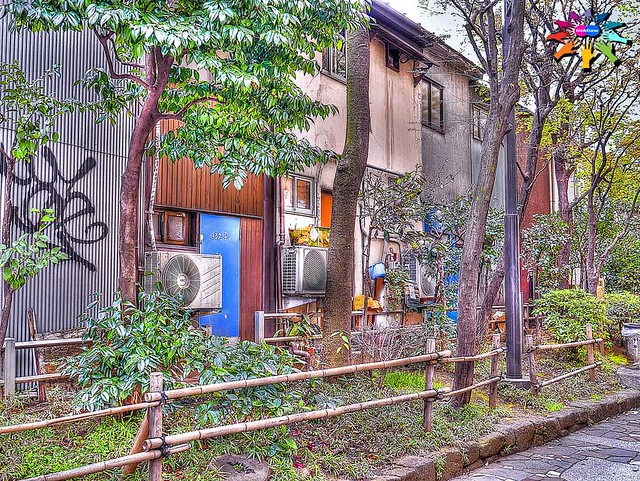 Spring in Tokyo=24=Golden Gai