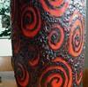 Scheurich - Fat Lava Floor Vase (546-52)
