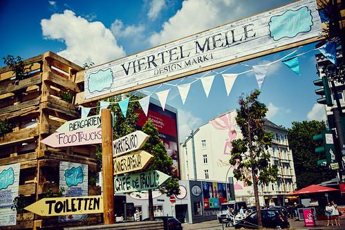Viertel Meile Design Markt Spielbudenplatz 24.07.2016