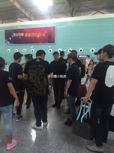Big Bang - Dalian Airport - 26jun2016 - seungri1314 - 11