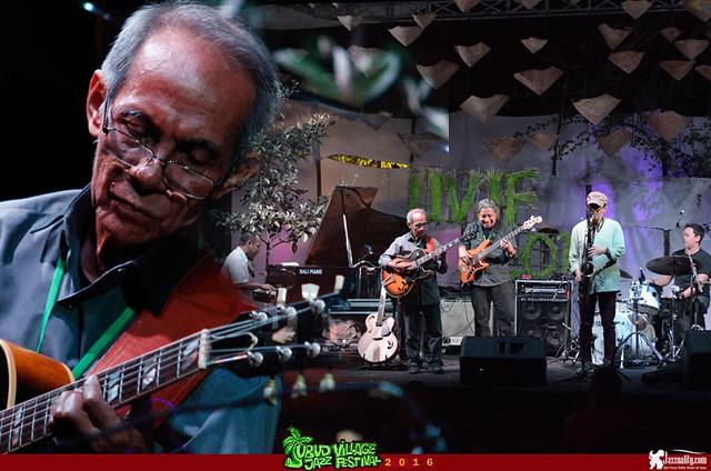 Ubud Village Jazz Festival 2016 - Oele Pattiselano (4)