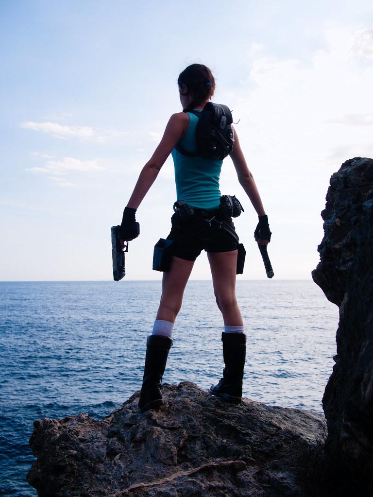 related image - Shooting Lara Croft - Calanque du Mont Salva - Six Fours les Plages - 2016-08-11- P1500658