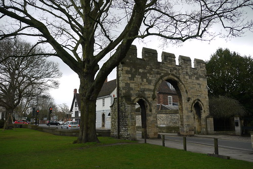 Priory Gate