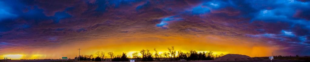 040115 - First Nebraska Storm Chase 2015 (Pano)