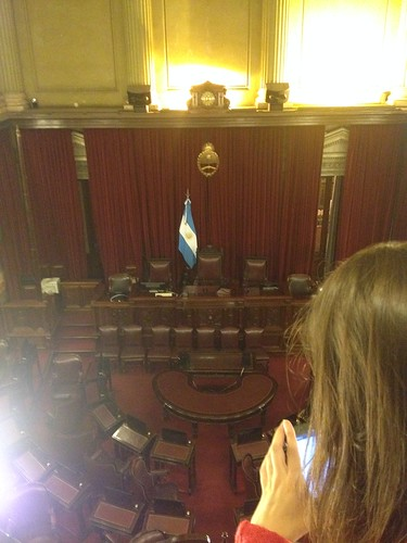 Paseo por el Honorable Congreso de la Nación / Walk through the Honorable Congress of the Nation