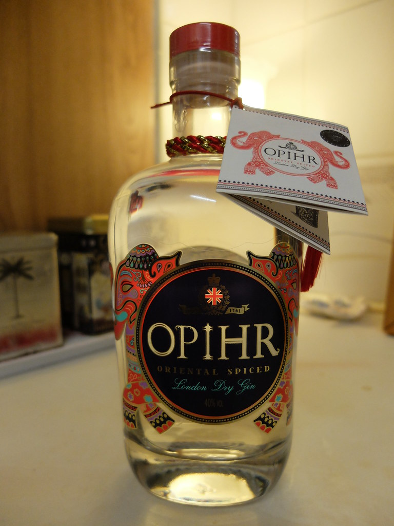 Opihr gin review