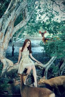 Queen ot the Jungle !