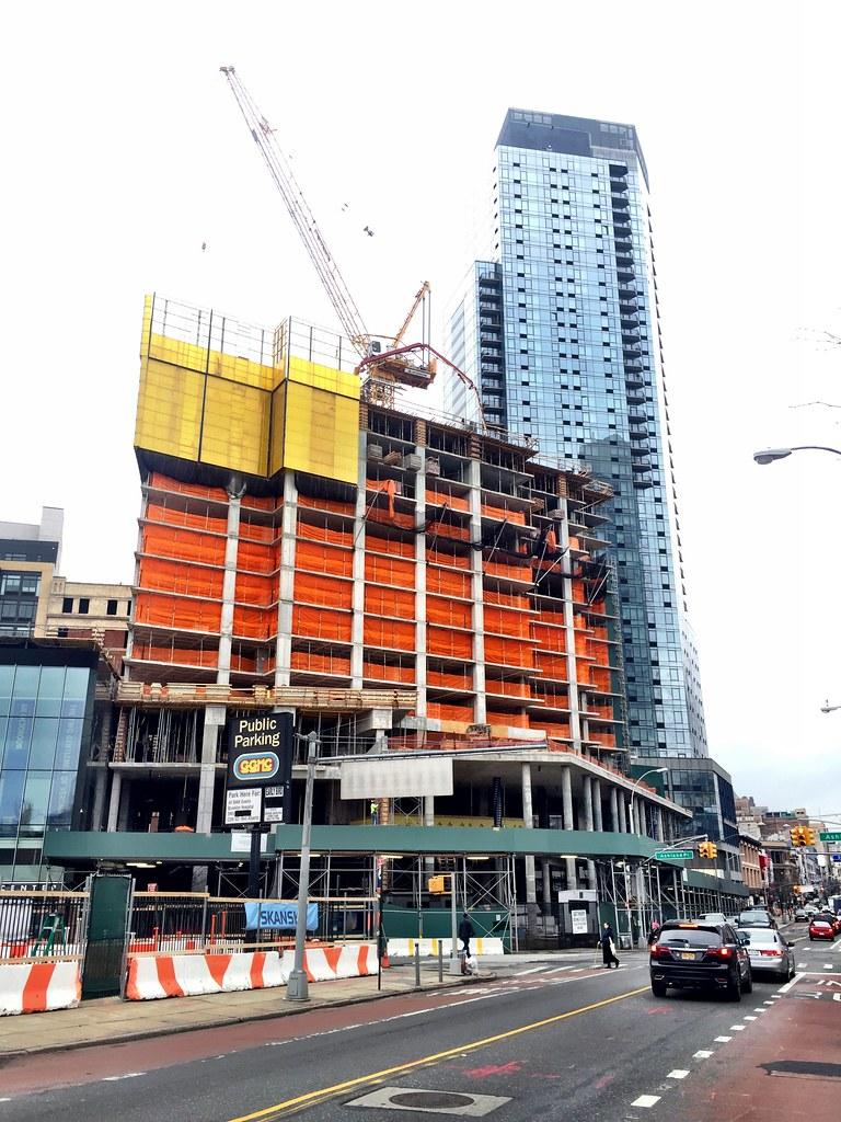 New york the ashland 173m 568ft 52 fl com for The ashland brooklyn