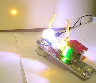yellow laser pointer 1