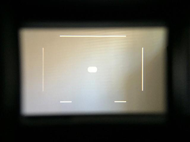 Bessa R2S 35mm framelines