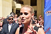 Heidi Klum at the America's Got Talent Season 10 Los Angeles Auditions - DSC_0252 by RedCarpetReport
