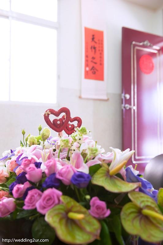 台中婚攝@台中新天地崇德店_004立群&儀婷 訂結婚喜宴
