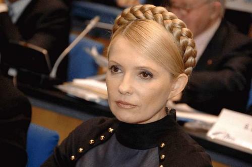 Політичні портрети: Юлія Тимошенко