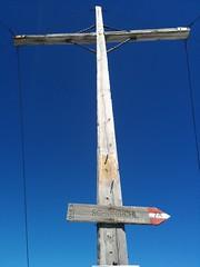 Gipfelkreuz Kor, Kronplatz