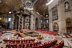 Domingo de Pentecostés en Roma