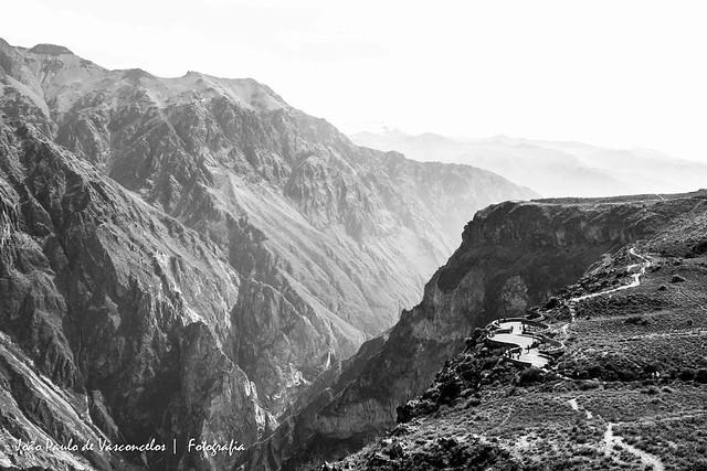 Cruz del Condor no Colca Canyon - Peru