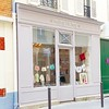Found the cutest shop right around the corner from me! #bebecheri #Paris #handmade #madeinfrance