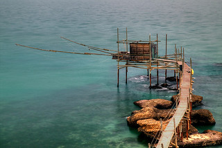 Adriatic Trabucco
