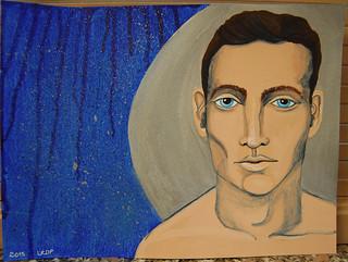 Week 23 - Male Portrait