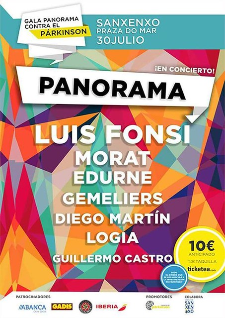 Sanxenxo 2016 - I Gala contra o Párkinson - 2016