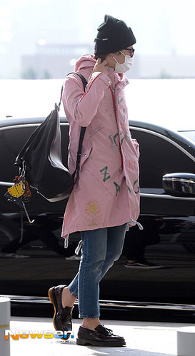 Big Bang - Incheon Airport - 24sep2015 - Newsen - 04