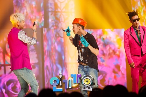 Big Bang - SBS Inkigayo - 10may2015 - SBS - 39