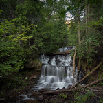 Wagner Falls, Munising , Michigan