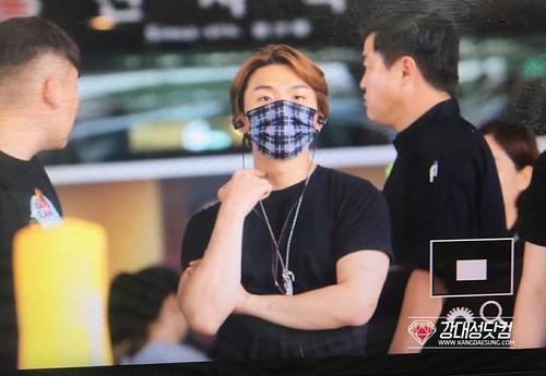 BIGBANG arrival Seoul ICN from Chengdu 2016-07-04 (38)