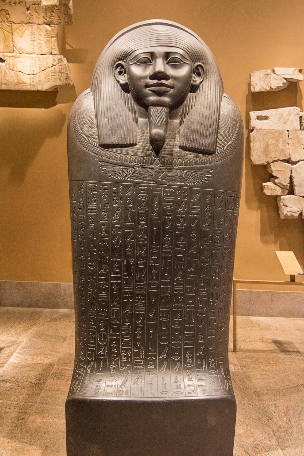 Sarcophagus of Harkhebi