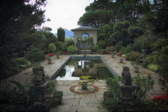 Italian Garden Garnish Island