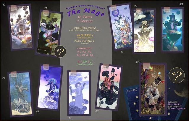 CyoT The MAGICIAN - 15.04. - 01.05.2015 - Gacha Key