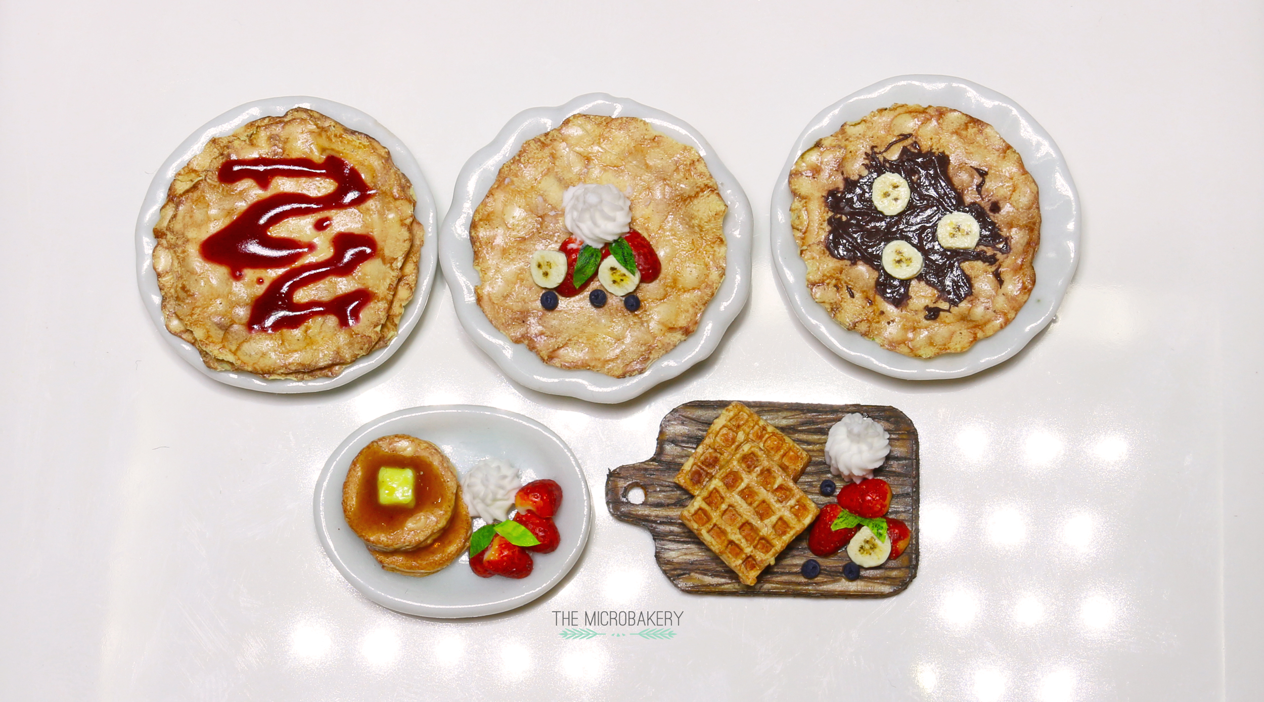Crepes, Pancakes, and Waffles by The Microbakery 1