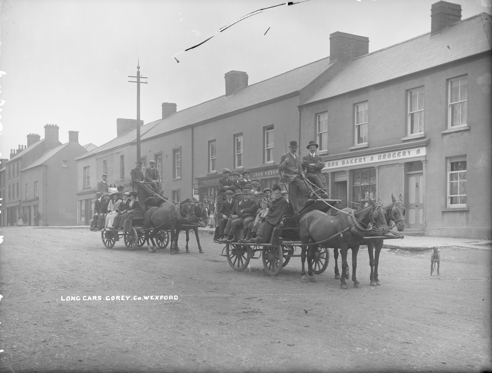 Elevation of the old schoolhouse inch co wexford for The wexford