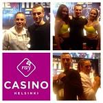 #TimeForTheTitles -pressi tänään ja punnitustilaisuus perjantaina Casino Helsingissä! Lauantaina @princetatli ja @eva_wahlstrom tulessa #BoxingNight'ssa! #CasinoHelsinki #casinosportsbar @kehatytot #kehätytöt #kehatytot #princetatli #edistatli #teamtatli