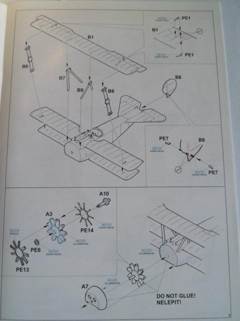 Ouvre-boîte Fokker DR.I  [Eduard 1/72] 17052060789_deb7a72f8a_o