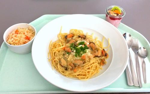 """Spaghetti """"Vongole"""""""