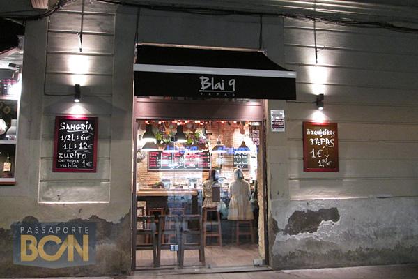 Carrer Blai, Barcelona