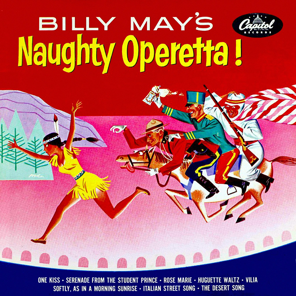 Billy May -Naughty Operetta!