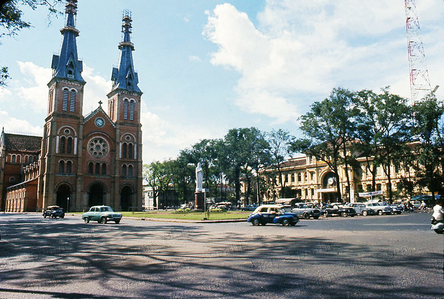 SAIGON 1965 - Cathedral